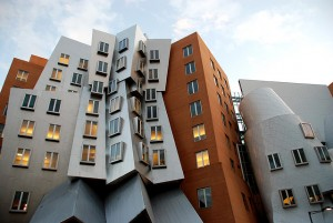 Μοντέρνα αρχιτεκτονική στο ΜΙΤ