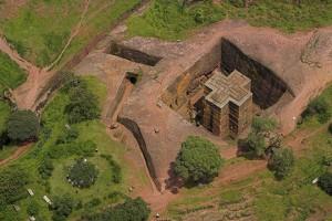 Ορθόδοξοι ναοί στην Αιθιοπία