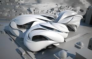 Εντυπωσιακό κτήριο στην Ταϊπέι