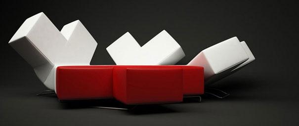 Perierga.gr - Αντισυμβατικοί καναπέδες