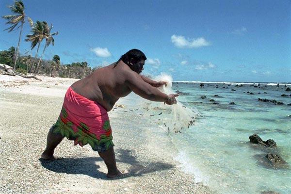 Perierga.gr - Ναούρου, το πιο παχύσαρκο κράτος