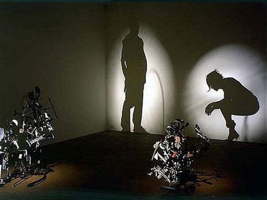 Perierga.gr - Τέχνη με σκιές