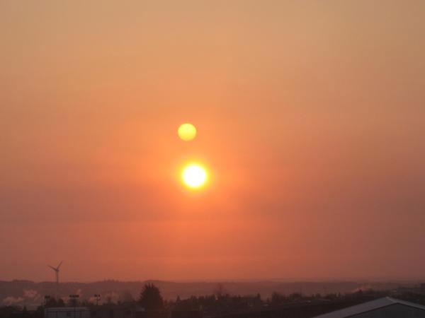Perierga.gr - Δεύτερος Ήλιος