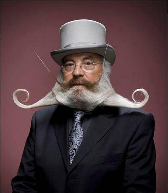 Perierga.gr - Γένια και μουστάκια!