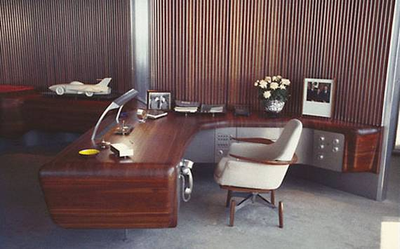 Perierga.gr - Τα πιο παράξενα γραφεία!