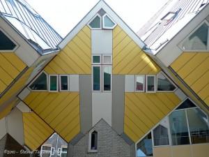 Κυβικά σπίτια στην Ολλανδία
