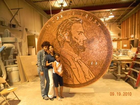 Perierga.gr - Τεράστιο κέρμα