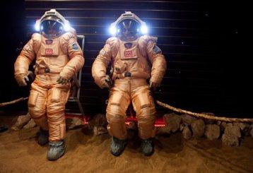 Perierga.gr - Έτοιμοι για προσεδάφιση στον Άρη