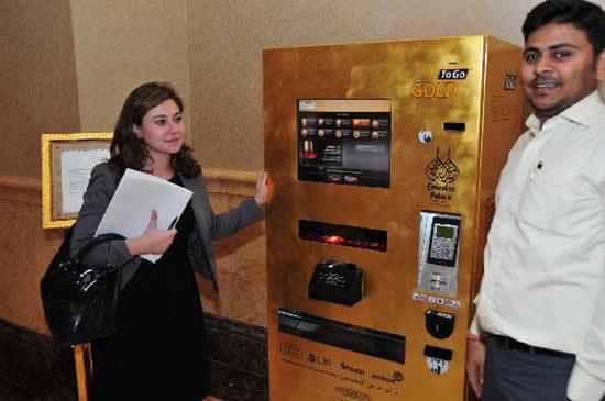 Perierga.gr - ATM χρυσού