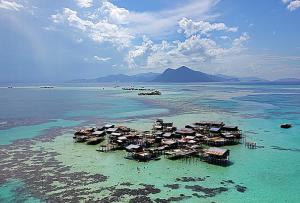 """Το χωριό των """"τσιγγάνων της θάλασσας"""""""
