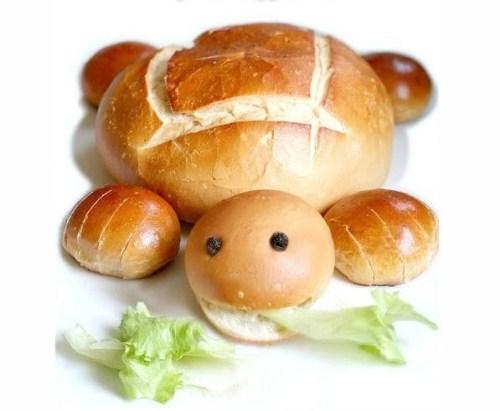 Perierga.gr - Φαγητά σε σχήμα ζώου!