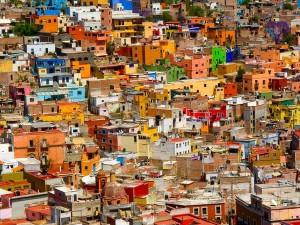 Η πόλη των χρωμάτων