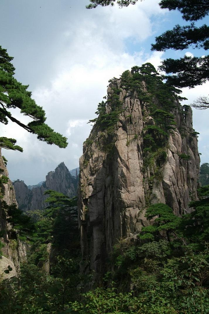 Perierga.gr - Huangshan mountain