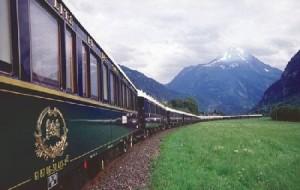 Ζώντας την εμπειρία του Orient Express