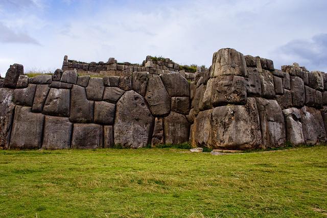 Perierga.gr - Sacsayhuaman