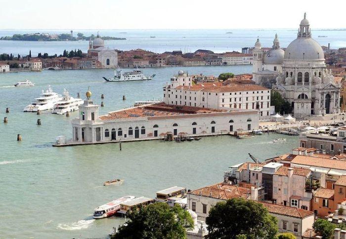 Perierga.gr - Η Βενετία από ψηλά!