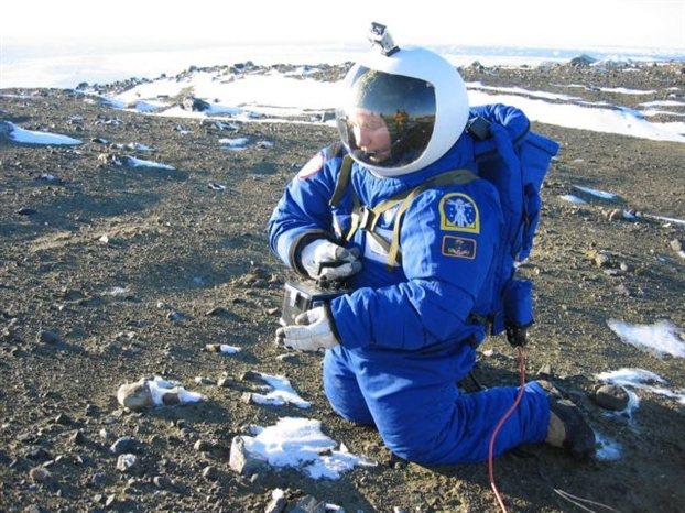 Perierga.gr - Στολή για τον Άρη