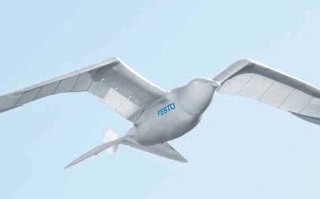 Perierga.gr - Ιπτάμενα ρομπότ!