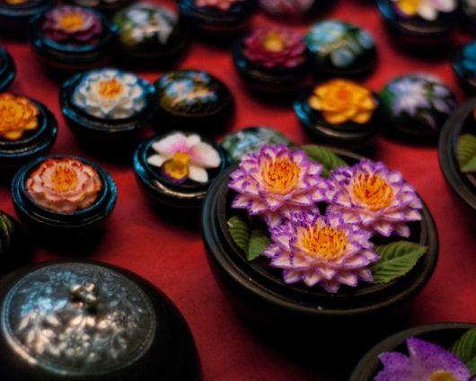 Perierga.gr - Λουλούδια από σαπούνι!