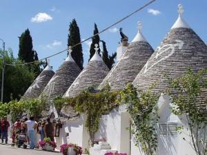 Alberobello, η πρωτεύουσα των τρούλων
