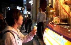 Perierga.gr - Γιαπωνέζος για παγωτό στην Πόλη