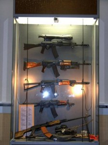 Μουσείο Καλάσνικοφ στη Ρωσία