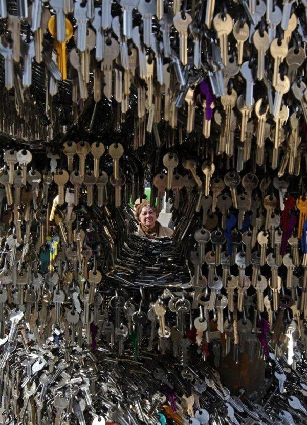 Perierga.gr - Η τέχνη των κλειδιών!