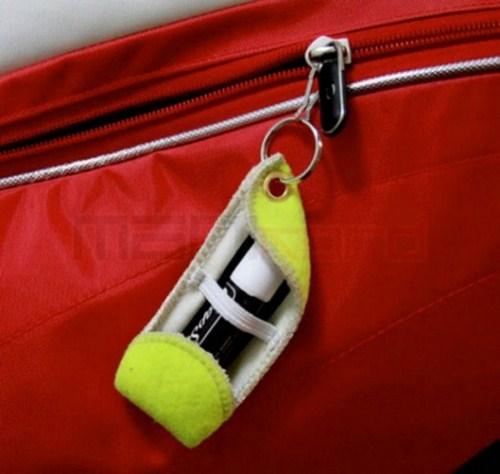 Perierga.gr - Ανακυκλωμένα μπαλάκια του τένις