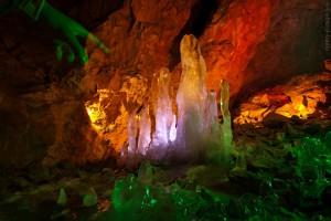 Εντυπωσιακό σπήλαιο στη Ρωσία