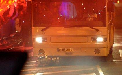 Το λεωφορείο της Ρεάλ πάτησε το κύπελλο!