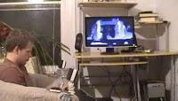 Perierga.gr - Τυφλός τερματίζει videogames
