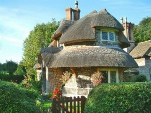Παραμυθένια σπίτια της βρετανικής επαρχίας