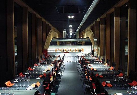 Perierga.gr - Εστιατόριο μέσα σε παλιό αεροπλάνο