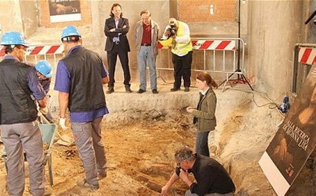 Perierga.gr - Βρήκαν τον τάφο της Mona Lisa