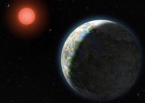Perierga.gr - Μακρινός πλανήτης έχει συνθήκες ζωής