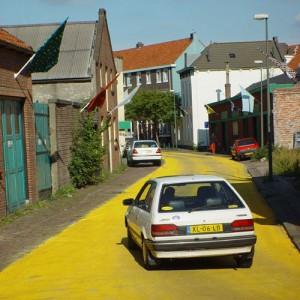 Ο κίτρινος δρόμος προς την ευημερία