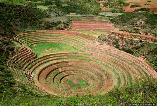 Perierga.gr - Η αγροτική ακαδημία των Ίνκας