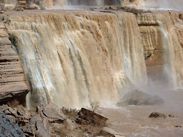 Perierga.gr - Μεγάλοι καταρράκτες στην Αριζόνα
