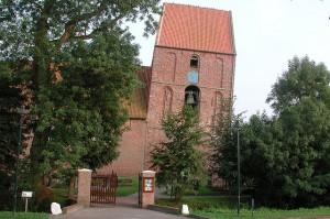 Ο κεκλιμένος πύργος του Suurhusen