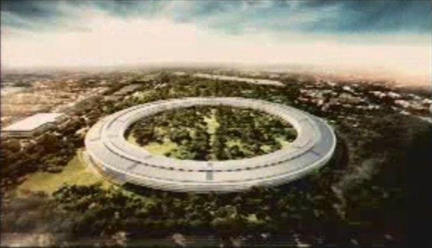 Perierga.gr - Το καινούριο ...διαστημόπλοιο της Apple