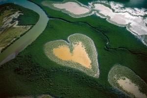 Μαγευτικές εικόνες της φύσης από ψηλά