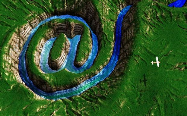 Perierga.gr - Τα e-mail βλάπτουν το περιβάλλον
