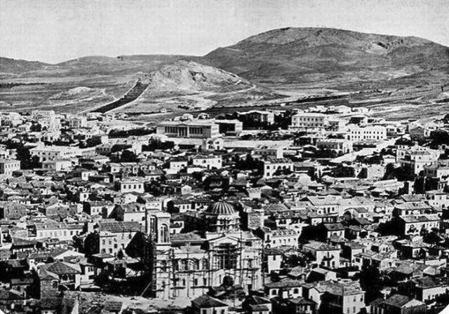 Perierga.gr - Διάφορες πόλεις στο πέρασμα του χρόνου