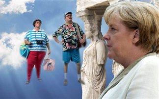 Perierga.gr - Οι Γερμανοί οι πιο τεμπέλιδες της Ευρώπης!