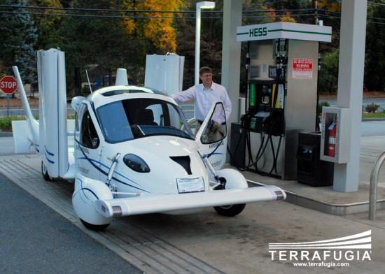 "Perierga.gr - Παίρνουν ""πινακίδες"" τα ιπτάμενα αυτοκίνητα"