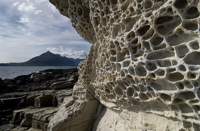 Perierga.gr - Tafoni, η τέχνη της φύσης!