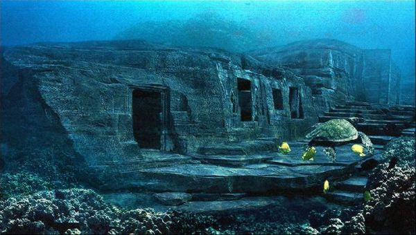 Perierga.gr - Τα μυστήρια του βυθού της Ιαπωνίας