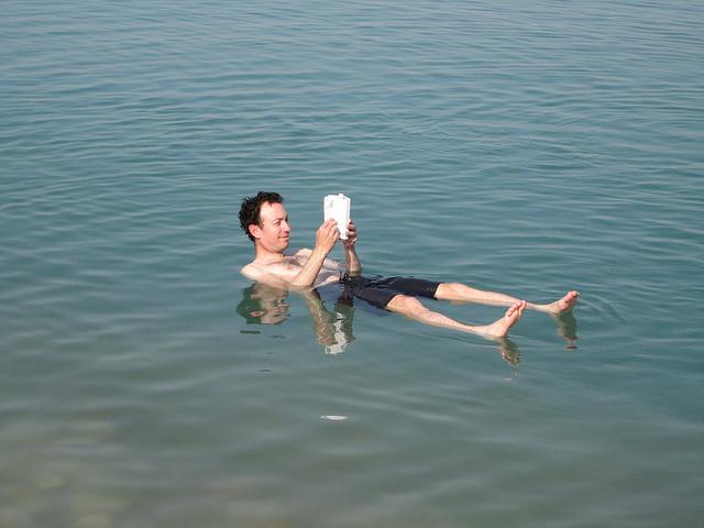 Perierga.gr - Νεκρά θάλασσα