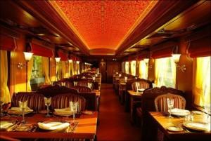 Ταξίδι πολυτέλειας σε ράγες, με το Maharaja Express