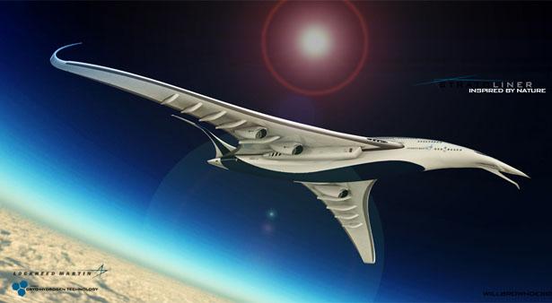 Perierga.gr - Stratoliner: το υπεραεροσκάφος